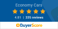 Economy Cars BuyerScore Rating