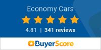 Economy Cars BuyerScore Rating